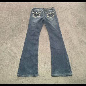 """Rich Girl jeans size 3 (length 31"""")"""